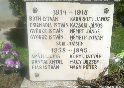 Lápafő világháborús emlékmű 2012.04.28. küldő-miki (2)