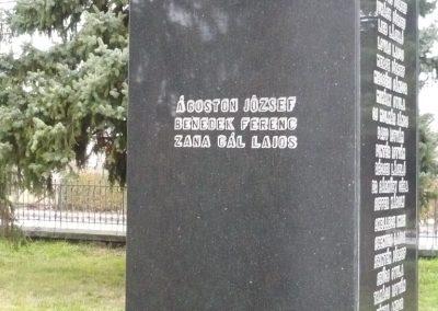 Látrány világháborús emlékmű 2009.12.09. küldő-Sümec (3)