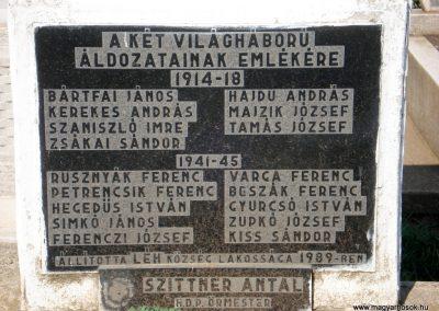 Léh világháborús emlékmű 2013.08.22. küldő-megtorló (3)