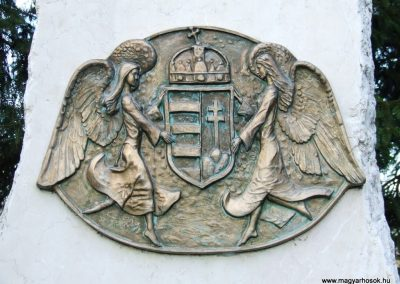 Ladánybene világháborús emlékmű 2007.11.13.küldő-Markó Péter (2)