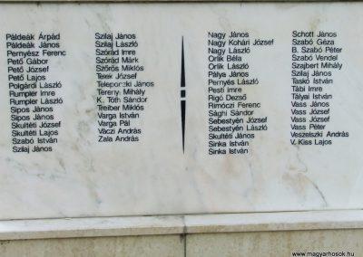 Lajosmizse világháborús emlékmű 2007.11.13.küldő-Markó Péter (5)