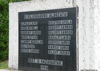 Lak világháborús emlékmű 2011.05.29. küldő-Röghegyiné Spisák Anita (5)
