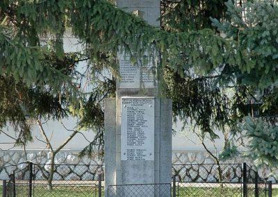Lapáncsa világháboús emlékmű 2019.03.04. küldő-Dr.Lázár Gyula Levente