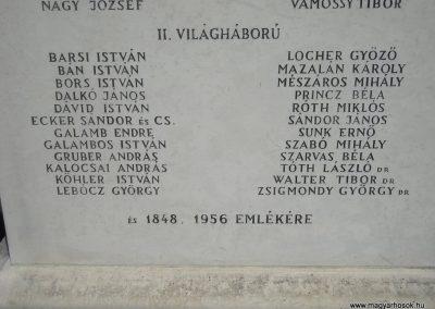 Leányfalu világháborús emlékmű 2008.07.05.küldő-Huszár Peti (3)