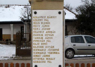 Legénd világháborús emlékmű 2010.01.26. küldő-kalyhas (5)