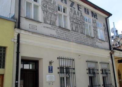 Lengyelország - Gorlice I. világháborús múzeum 2016.07.22. küldő-Gyurkusz