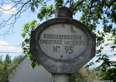 Lengyelország - Strozówka I. világháborús temető 2016.07.22. küldő-Gyurkusz (1)