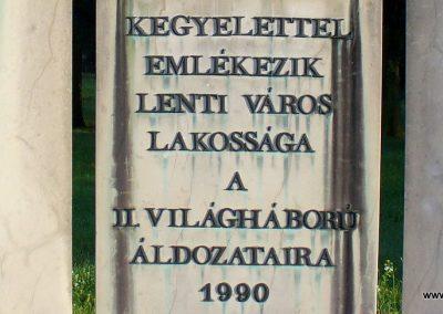 Lenti II.vh emlékmű 2008.07.17. küldő-HunMi (6)