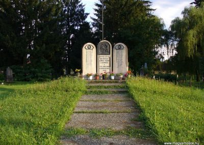Lenti II.vh emlékmű 2008.07.17.küldő-HunMi