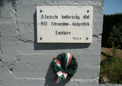 Lenti- Lentikápolna II. világháborús emlék 2012.05.09. küldő-Sümec (2)