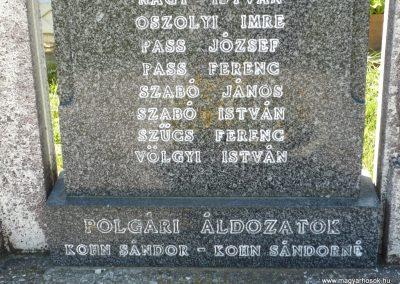 Lenti- Lentikápolna világháborús emlékmű 2012.05.09. küldő-Sümec (10)