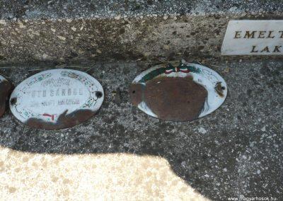 Lenti- Lentikápolna világháborús emlékmű 2012.05.09. küldő-Sümec (12)