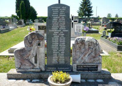 Lenti- Lentikápolna világháborús emlékmű 2012.05.09. küldő-Sümec (3)