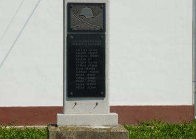 Lenti-Mumor II.vh emlékmű 2009.07.22.küldő-Sümec