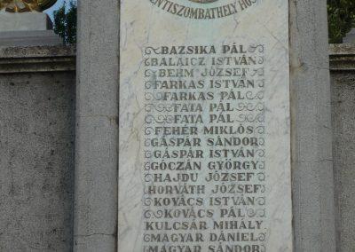 Lentiszombathely világháborús emlékmű 2009.05.23.küldő-Sümec (3)