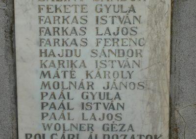 Lentiszombathely világháborús emlékmű 2009.05.23.küldő-Sümec (4)