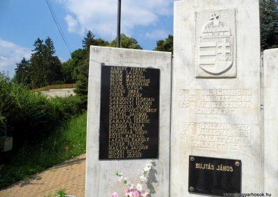 Lesencetomaj világháborús emlékmű 2013.07.05. küldő-Méri (1)