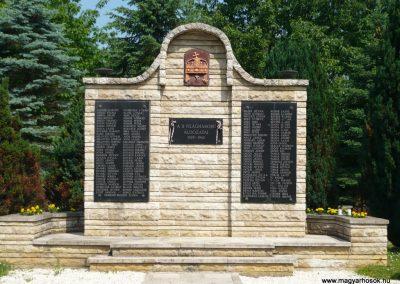 Letenye II.vh emlékmű 2009.05.23.küldő-Ágca (1)