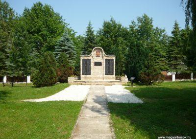 Letenye II.vh emlékmű 2009.05.23.küldő-Ágca