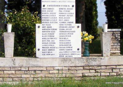 Letkés II. világháborús emlékmű 2012. 07.28. küldő-Méri (2)