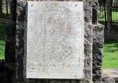 Levelek I.világháborús emlékmű 2012.04.27. küldő-kalyhas (4)
