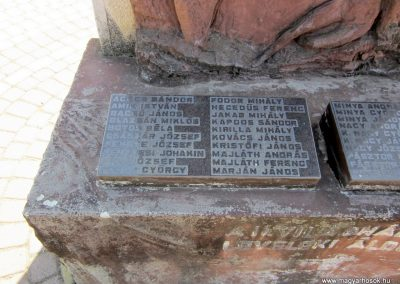 Levelek II.világháborús emlékmű 2012.04.27. küldő-kalyhas (4)