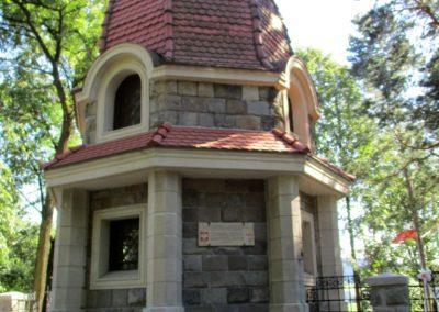 Limanowa - Jabloniec-domb katonatemető I. világháborús emlékművek és katonasírok 2016.07.21. küldő-Gyurkusz (11)