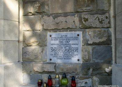 Limanowa - Jabloniec-domb katonatemető I. világháborús emlékművek és katonasírok 2016.07.21. küldő-Gyurkusz (13)