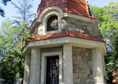 Limanowa - Jabloniec-domb katonatemető I. világháborús emlékművek és katonasírok 2016.07.21. küldő-Gyurkusz (14)