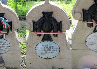 Limanowa - Jabloniec-domb katonatemető I. világháborús emlékművek és katonasírok 2016.07.21. küldő-Gyurkusz (17)