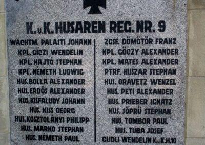 Limanowa - Jabloniec-domb katonatemető I. világháborús emlékművek és katonasírok 2016.07.21. küldő-Gyurkusz (5)