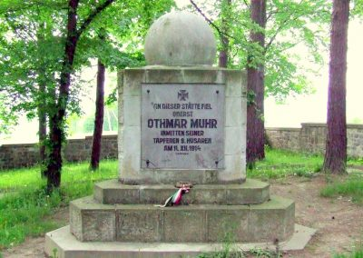 Limanowa, Lengyelország - I. világháborús emlékmű 2010. küldő-Rakovszky István (1)