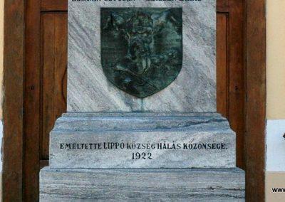 Lippó világháborús emlékmű 2019.03.04. küldő-Dr.Lázár Gyula Levente (3)