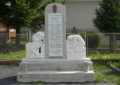 Lovászi emlékművei felújítás után 2009.09.16. küldő-Sümec (2)