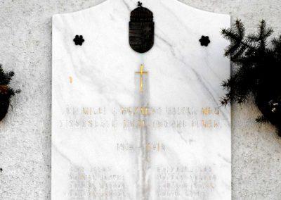 Lukácsháza világháborús emléktábla 2009.01.16. küldő-gyurkusz (2)