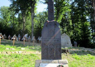 Luzna - Pustki domb I. világháborús temető 2016.07.22. küldő-Gyurkusz (12)