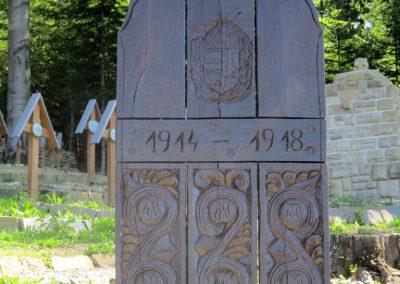 Luzna - Pustki domb I. világháborús temető 2016.07.22. küldő-Gyurkusz (13)