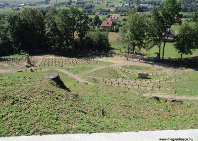 Luzna - Pustki domb I. világháborús temető 2016.07.22. küldő-Gyurkusz (17)