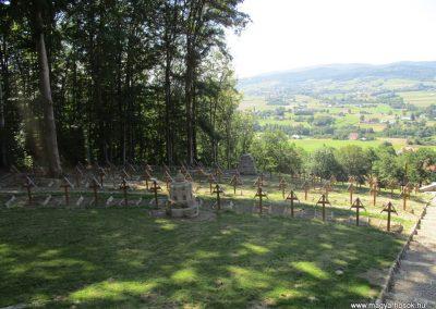 Luzna - Pustki domb I. világháborús temető 2016.07.22. küldő-Gyurkusz (18)