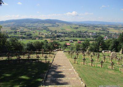 Luzna - Pustki domb I. világháborús temető 2016.07.22. küldő-Gyurkusz (19)