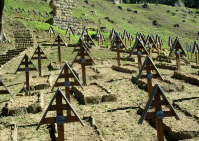 Luzna - Pustki domb I. világháborús temető 2016.07.22. küldő-Gyurkusz (2)