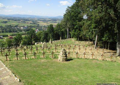 Luzna - Pustki domb I. világháborús temető 2016.07.22. küldő-Gyurkusz (20)