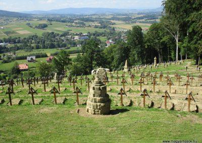 Luzna - Pustki domb I. világháborús temető 2016.07.22. küldő-Gyurkusz (21)