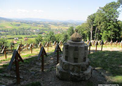 Luzna - Pustki domb I. világháborús temető 2016.07.22. küldő-Gyurkusz (22)