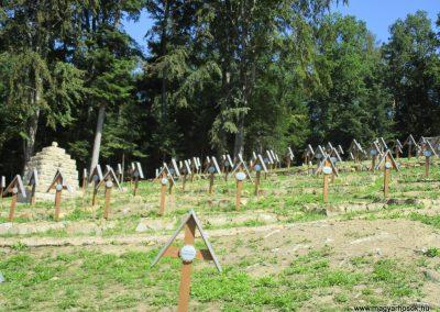 Luzna - Pustki domb I. világháborús temető 2016.07.22. küldő-Gyurkusz (23)