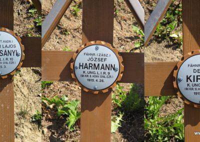 Luzna - Pustki domb I. világháborús temető 2016.07.22. küldő-Gyurkusz (24)