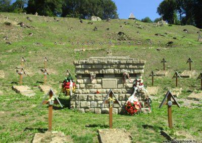 Luzna - Pustki domb I. világháborús temető 2016.07.22. küldő-Gyurkusz (26)