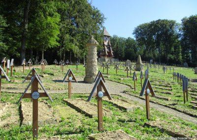 Luzna - Pustki domb I. világháborús temető 2016.07.22. küldő-Gyurkusz (3)