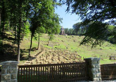 Luzna - Pustki domb I. világháborús temető 2016.07.22. küldő-Gyurkusz