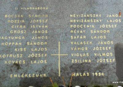Málas világháborús emlékmű 2014.09.17. küldő-Méri (3)